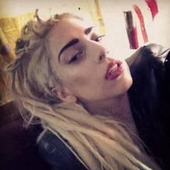 Lady Gaga : sa nouvelle coupe en mode dreadlocks ! (PHOTO)