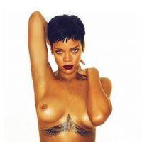 Rihanna topless : sa pochette d'album non censurée affole le web, buzz ou fake ? (PHOTO)