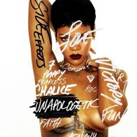 Rihanna topless : sa pochette d'album non censurée affole le web, buzz ou fake ? (PHOTO)