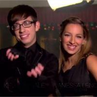 Glee saison 4 : Gangnam Style, une vraie galère pour les acteurs ! (VIDEO)