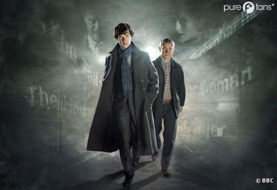 Retour repoussé pour la Saison 3 de Sherlock