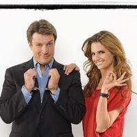 Castle saison 5 : nouvelles images sexy pour Kate et Rick ! (PHOTOS)