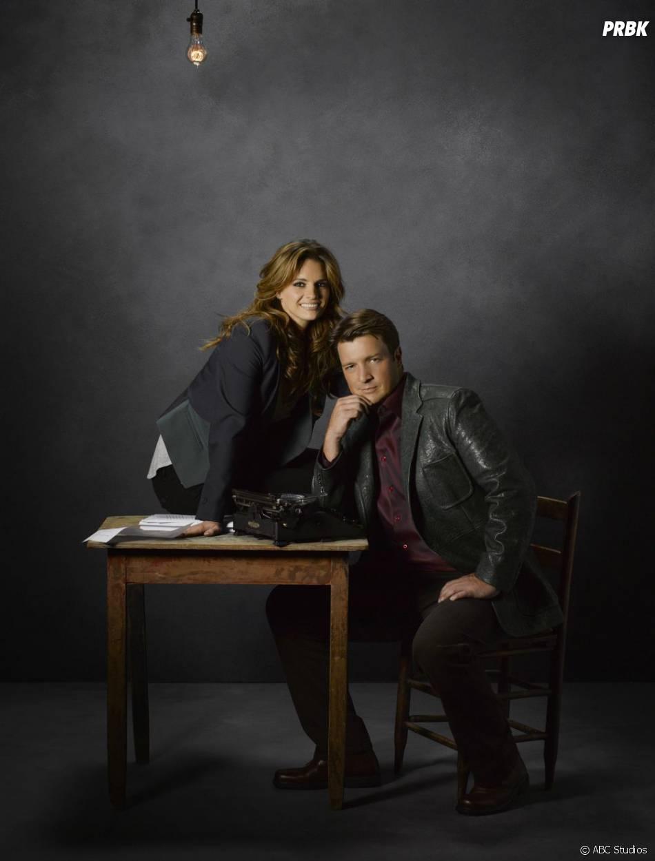 Castle et Beckett reviennent sur ABC le 3 décembre !