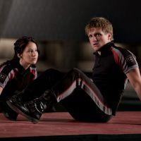 Hunger Games 2 : Jennifer Lawrence et Josh Hutcherson se jettent à l'eau sur le tournage ! (SPOILER)