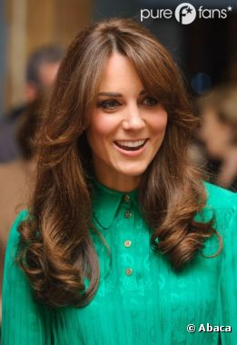 Kate Middleton change de style !