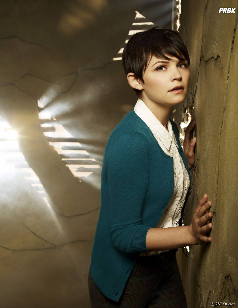 Mary Margaret/Blanche Neige dans Once Upon A Time