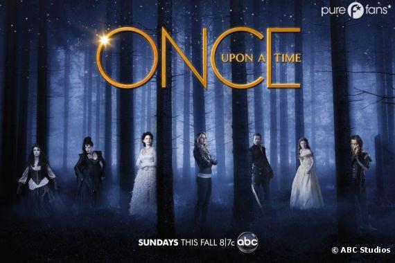 Découvrez les personnages de Once Upon A Time !