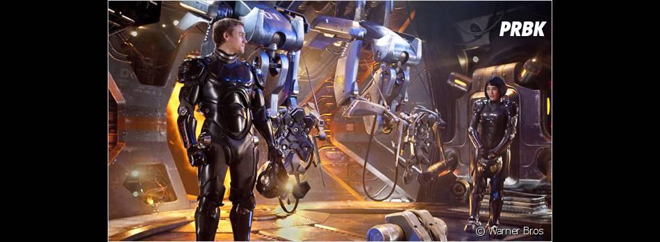 Les robots seront contrôlés par télépathie dans Pacific Rim