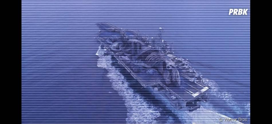 Un étrange squelette dans Pacific Rim