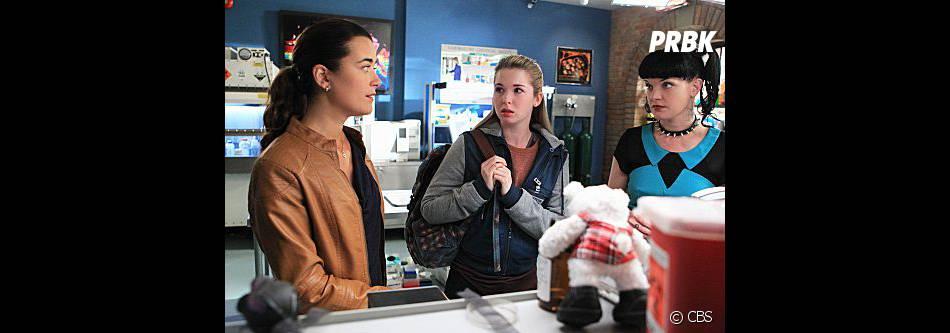 Abby et Ziva enfin ensemble pour une affaire dans NCIS