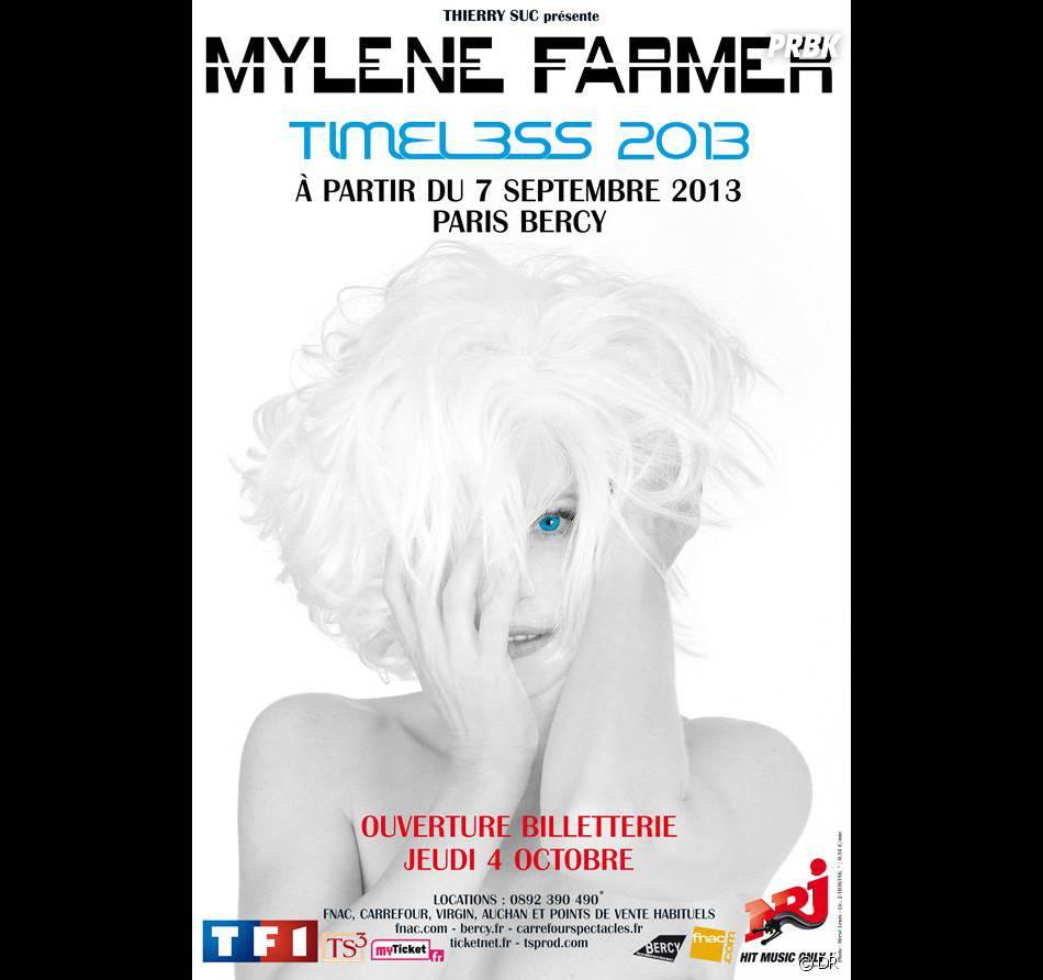 Avant le début de sa tournée et la sortie de son album, Mylène Farmer fait un cadeau à ses fans !