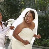Grey's Anatomy saison 9 : Bailey et une robe blanche pour l'épisode 9 ! (PHOTOS)
