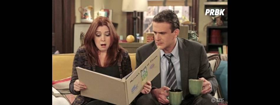Lily et Marshall vont découvrir une mauvaise surprise dans How I Met Your Mother