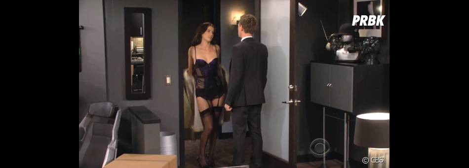 Robin ultra sexy dans How I Met Your Mother