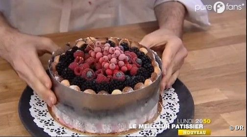 Meilleur patissier m6 gateau surprise