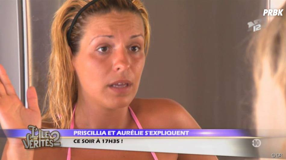 L'île des vérités 2 : Priscillia, bientôt la nouvelle Ayem d'NRJ 12 ?
