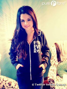 Selena Gomez fait une bonne action