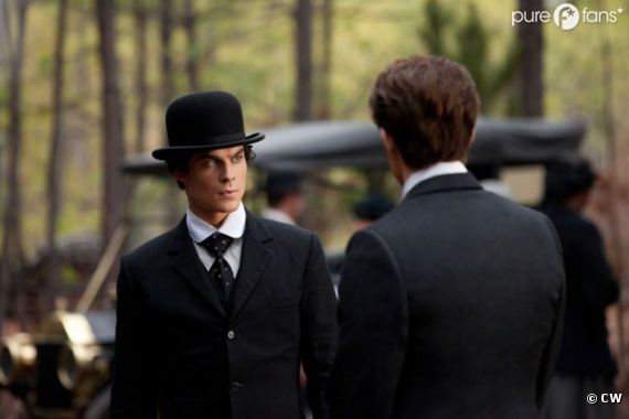 Un nouveau flashback dans Vampire Diaries !