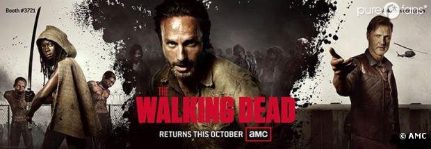 The Walking Dead aura une saison 4