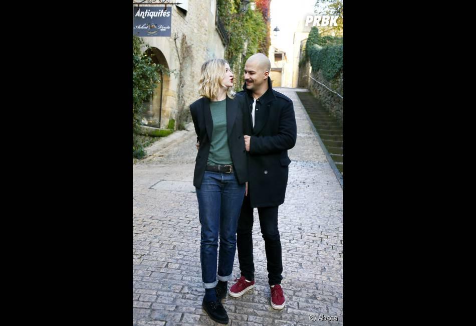 Marc-André Grondin et Christa Théret sont très complices