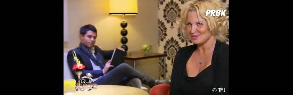 Qui ose toucher un cheveu de Rachel devra se confronter à David !