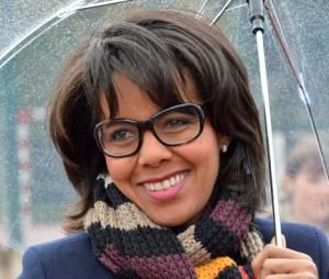 Audrey Pulvar a mis le prix pour ses lunettes
