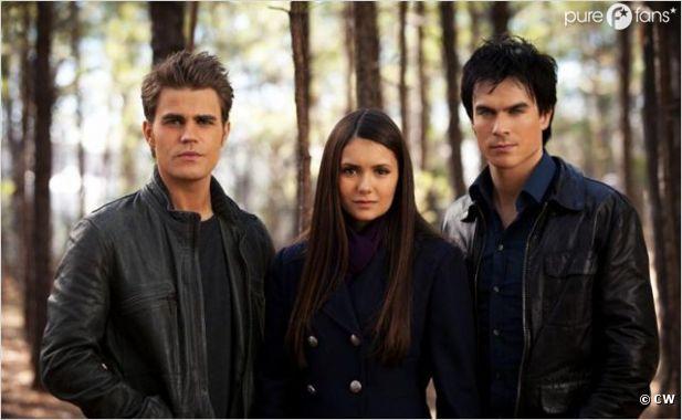 Nouveaux clashs entre Stefan, Elena et Damon dans The Vampire Diaries