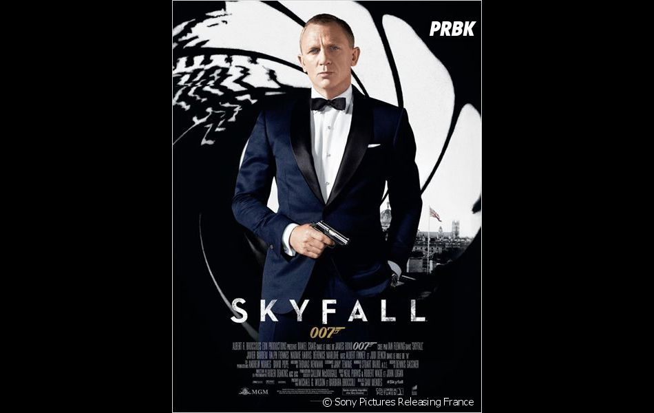 Skyfall fut LE succès de 2012
