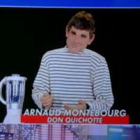 Arnaud Montebourg : en mode clash pour son arrivée aux Guignols ! (VIDEO)