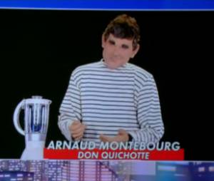 Arnaud Montebourg a débarqué dans Les Guignols de l'info !
