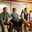 Tina explique aux New Directions le principe du bal de Glee