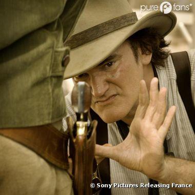 Quentin Tarantino déçu mais pas trop après les nominations aux Oscars