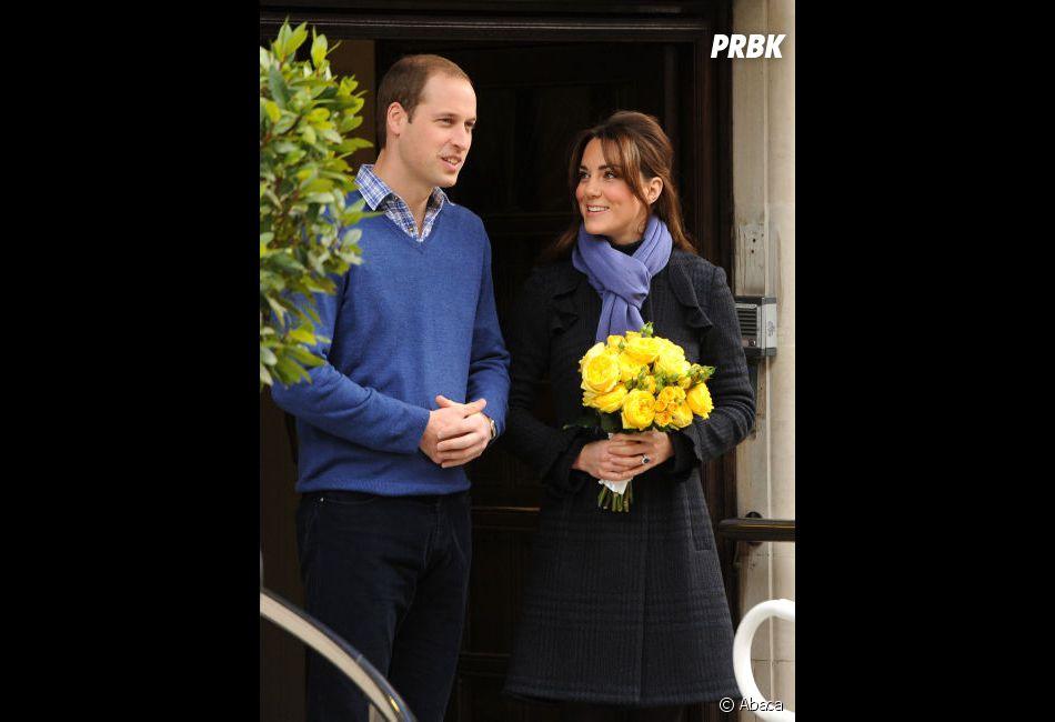 Kate Middleton et le Prince William dévoilent des détails sur l'arrivée de leur bébé