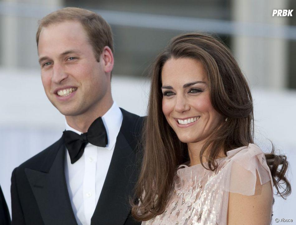 Kate Middleton et le Prince William, des futurs parents comblés