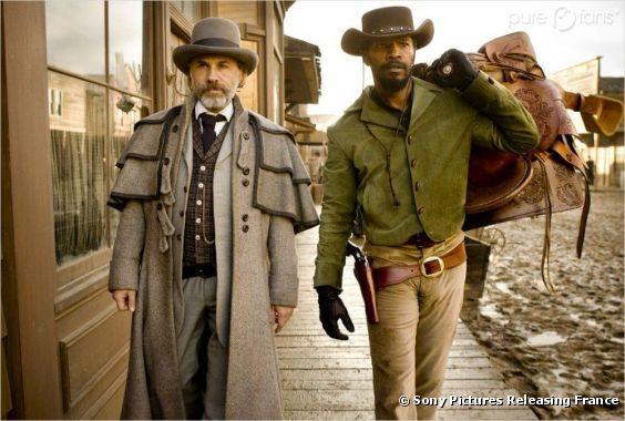 Les figurines Django Unchained valent maintenant une fortune