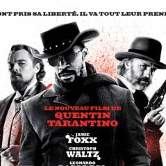 Django Unchained : Malgré la polémique, un million d'entrées pour Quentin Tarantino