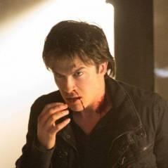 The Vampire Diaries saison 4 : Damon, le remède et Elena vus par Ian Somerhalder