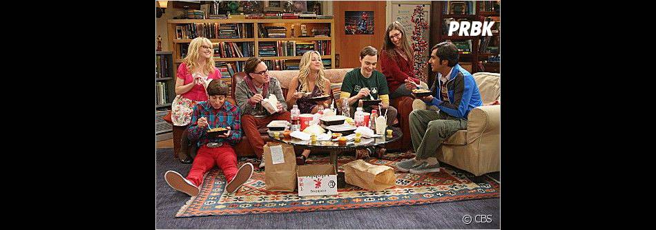 The Big Bang Theory se fait insulter par Charlie Sheen