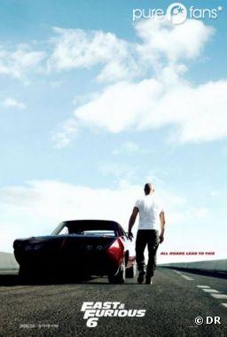 Première affiche pour Fast and Furious 6
