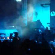 Marilyn Manson fait un malaise sur scène, son groupe continue à jouer