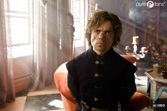 Tyrion devrait avoir une plus grande place Game of Thrones