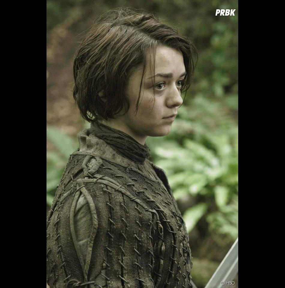 Arya fera de nouvelles connaissances dans la saison 3 de Game of Thrones