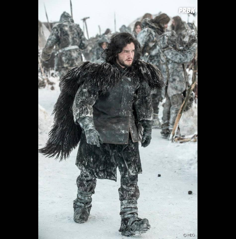 Jon Snow va jouer un double-jeu dans Game of Thrones