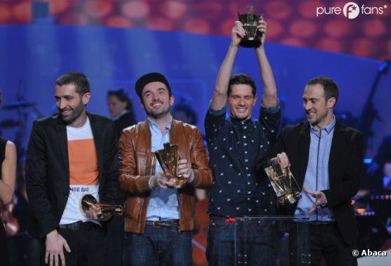 Victoires de la Musique 2013 : C2C grand gagnant avec quatre titres au compteur