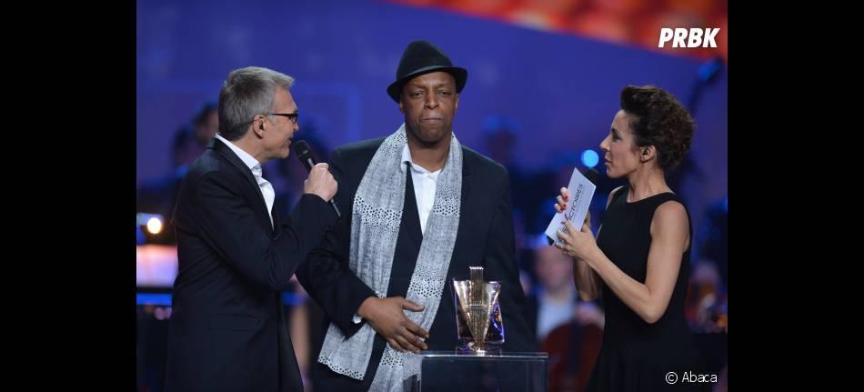 """Victoires de la Musique 2013 : Oxmo Puccino remporte le prix de l'""""Album de musiques urbaines"""""""