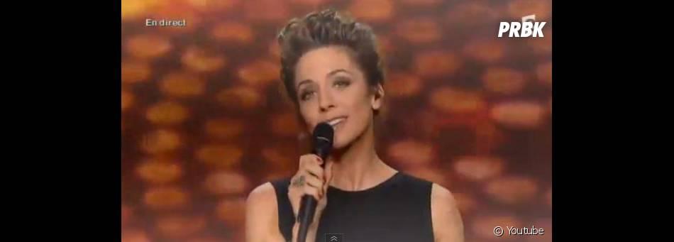 Virginie Guilhaume aux Victoires de la Musique 2013