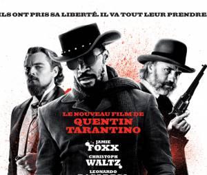 Django Unchained devient le plus gros succès de Quentin Tarantino en France
