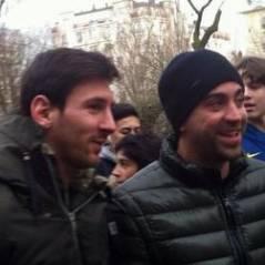 Messi et Xavi en France : de Barcelone à Milan... en passant par Neuilly-sur-Seine