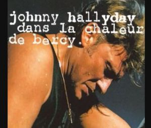 Johnny Hallyday chante pour Adeline
