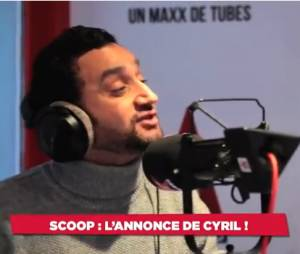 Cyril Hanouna va chanter pendant la finale de Nouvelle Star 2013